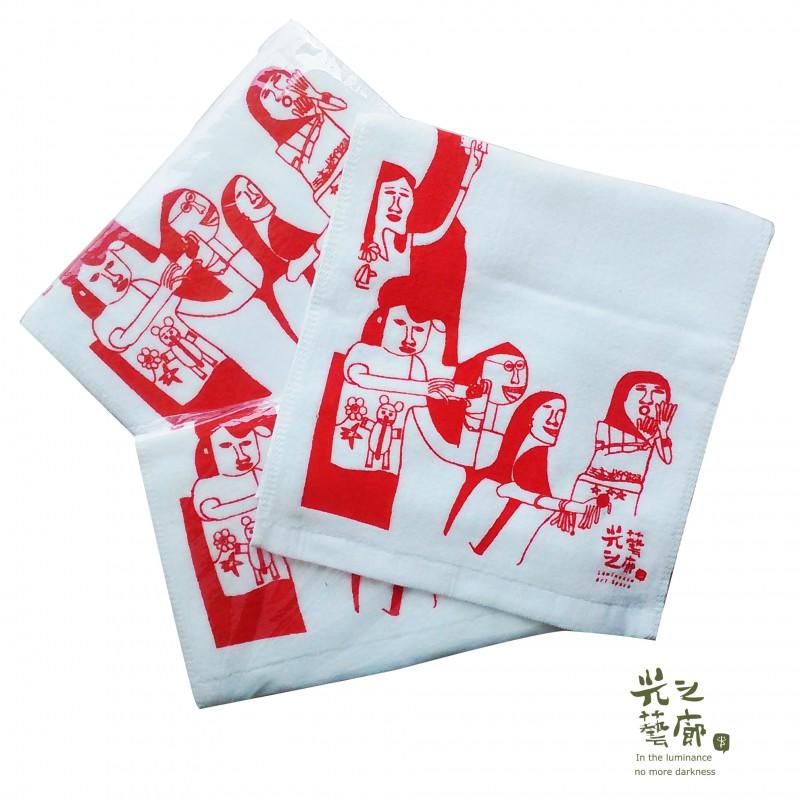 王彥成 毛巾